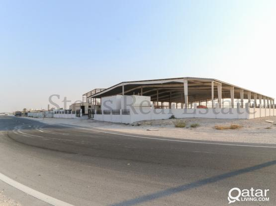 2000sqm storage available at Barakath Al-Awamar