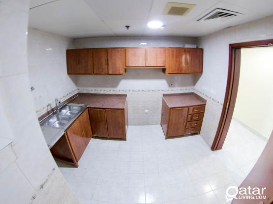 Unfurnished, 3 BHK Apartment in Bin Mahmoud near LuLu