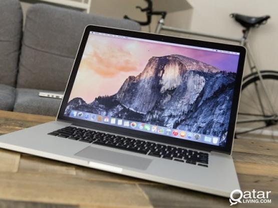 MacBook Pro, Retina ,Core i7/512GB SSD