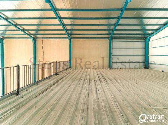 1000sqm Storage with 6 rooms in Barkat Al Awmar