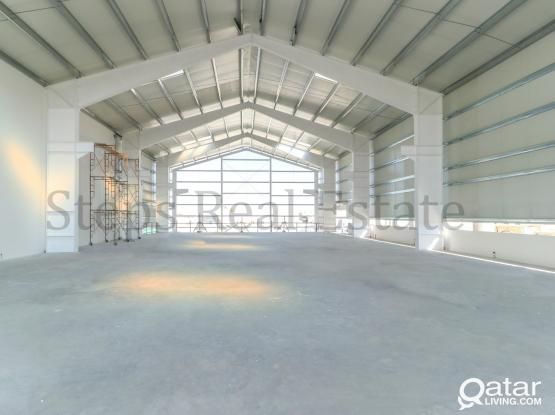 2000 Sqm Warehouse With Showroom & Offices