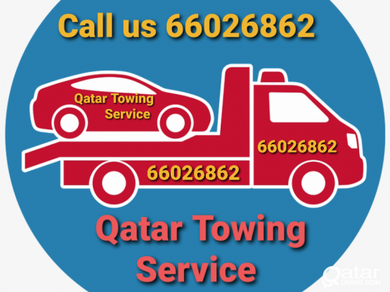 Call 66026862 Breakdown Car Towing Recovery سطحة