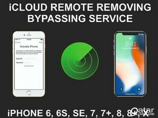 Iphone icloud removed