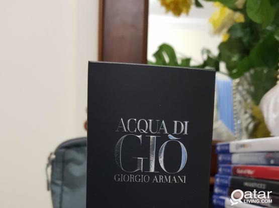 Aqua di Gio Profumo Original New Perfume