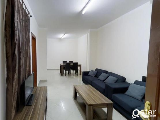Spacious Furnished 2 BHK Apartment in Musherib ( OS 1041 )