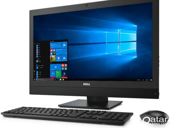 "DELL all in one desktop  - 24"" -core i5"
