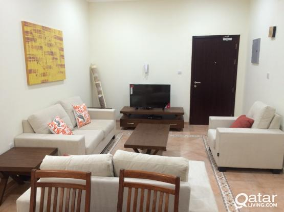 2BHK FULLY FURNISHED - NEW BUILDING