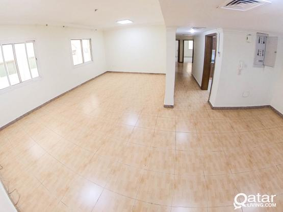 Unfurnished, 3 BHK Apartment in Najma