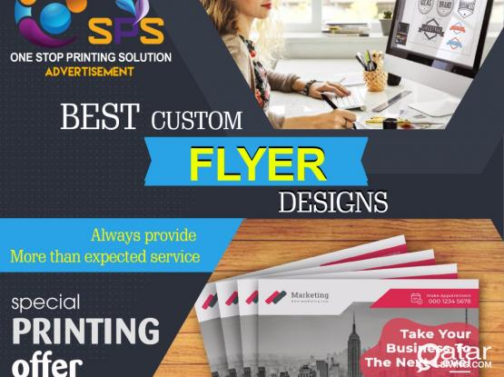 Best quality printing service 1Stop Printing Solutions in Qatar