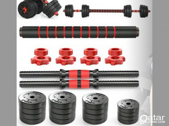 40Kg Dumbbell/barbell set (Book Now)