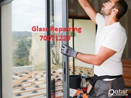 Glass Repairing / Maintenance Services