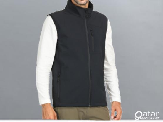 MIER  Travel Jacket, Vest BRAND NEW  Softshell for Outdoor, Travel, Casual, Work, Lightweight & Windproof,