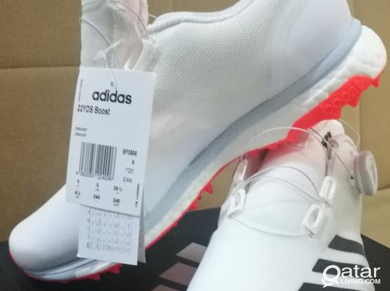 Shoes (Genuine Adidas Cricket Shoes) for Sale | Qatar Living