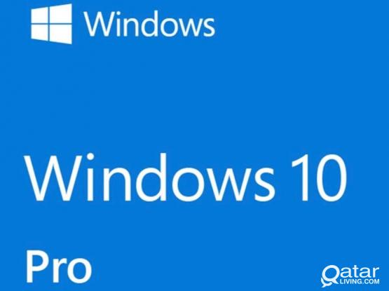 Windows 10 Pro / Office 365 Installation and other service at your doorstep at the lowest rate