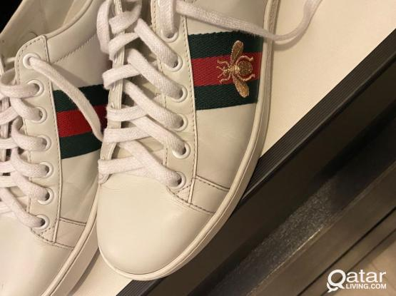Authentic Gucci Sneakers 36