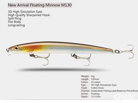 Fishing Jig 18g & Lure 18cm - 26g