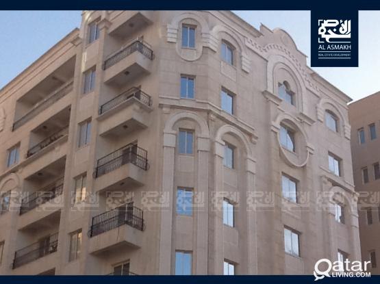 Spacious Unfurnished 3-Bedroom Apt in Musheireb
