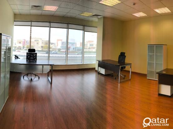 40 Sqm Fully Furnished Office at Al Sadd