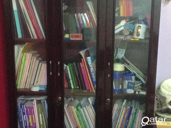 Brand new Italian made Bookshelf/ Kitchen/Dining cabinet for sale