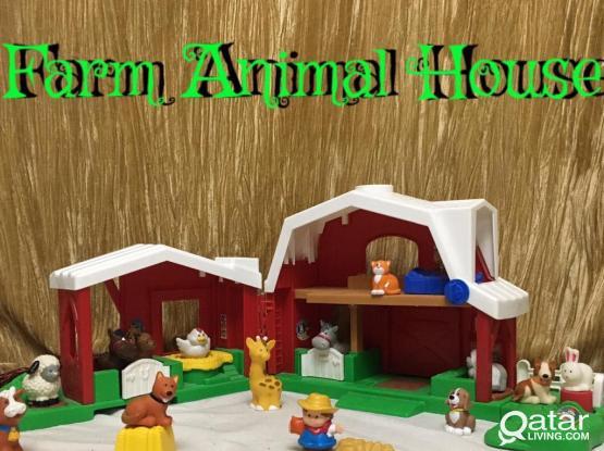 Farm Animal House