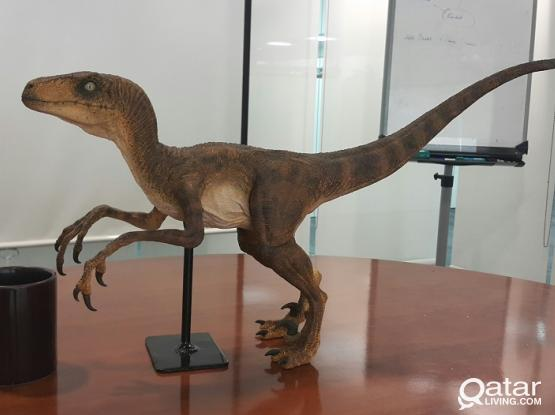 Jurassic Park - Velociraptor (Version 1)-Collector Item