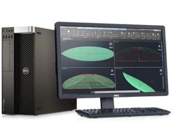 Dell precision T3610 Work station -32gb ram/2TB