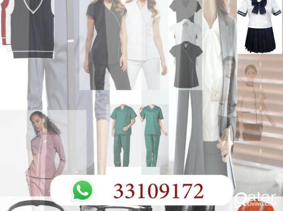 All kind of Uniform