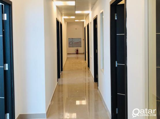 BUDGET OFFICE SPACE WITH LICENSE IN DOHA