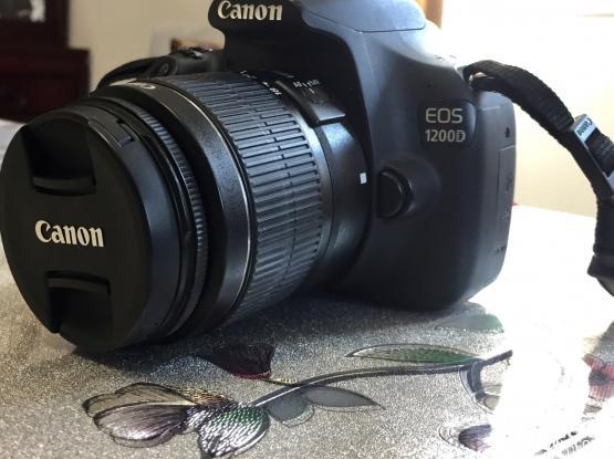 Canon EOS 1200D + 18-55mm Lens