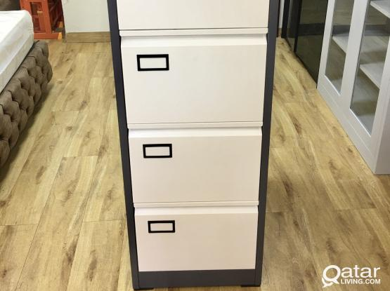 BRAND NEW 4 DRAWER STEEL FILE CABINET :PH- +97477850533