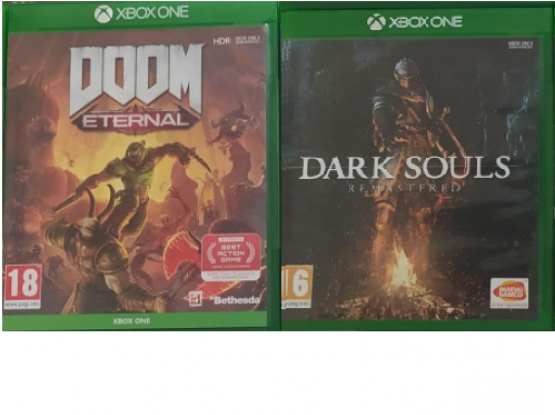 Xbox One Disk games
