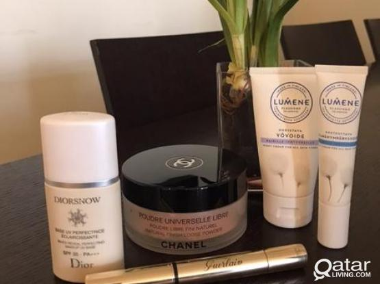 Lux Make-up & Skin Care