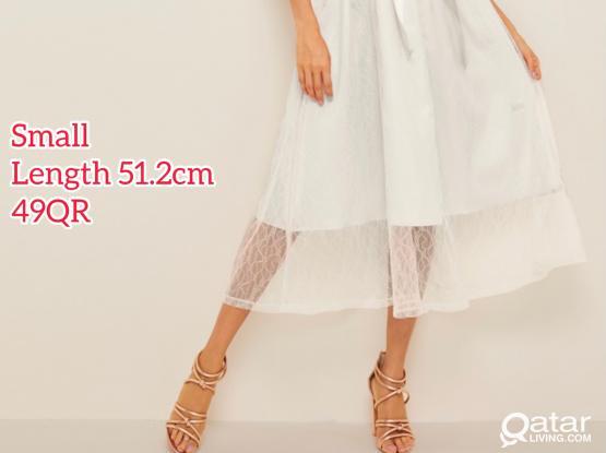 White Dress/ Long dress /Maternity Dress