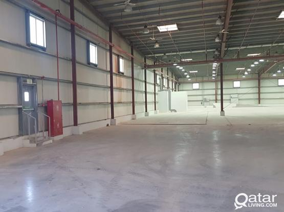 STORE FOR RENT at Berkat Al Awamer for rent (3200.m)