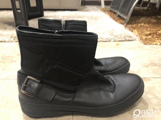 Ferre Milano authentic original boots