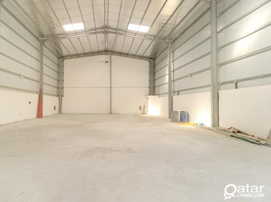 Brand New Warehouse including Rooms & offices