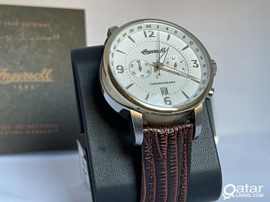 New Ingersoll Men's Watch