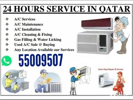 All kinds of AC buy and sell. We also do servicing of AC. Please call 55009507