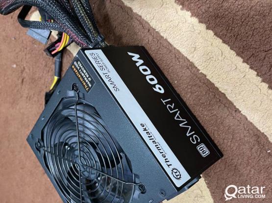 PSU 600W 80Plus Thermaltake