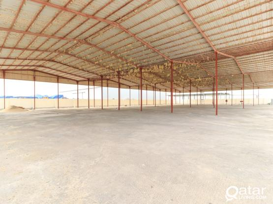4000SQM Store At Barakat Al-Awamer