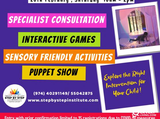 Fun-Filled Interactive Experience at SBSI