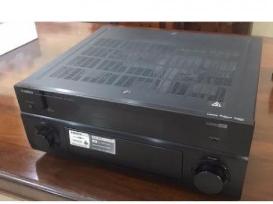 Yamaha AV Receiver 7.1 CH (Max 9.2 CH) RX–V2067 Black