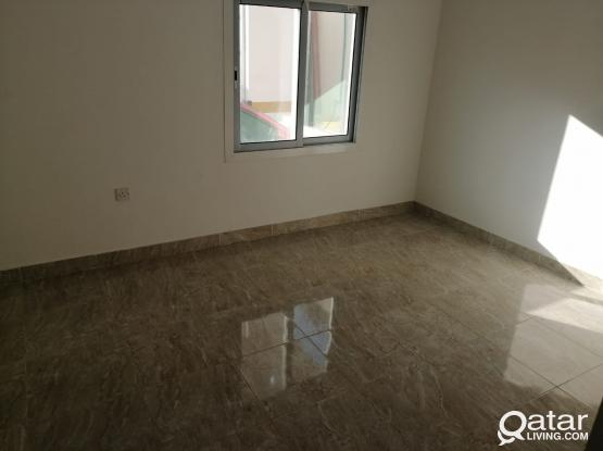 brand new studio flat for rent in wakrah commercial bank  and wakra toyota service center