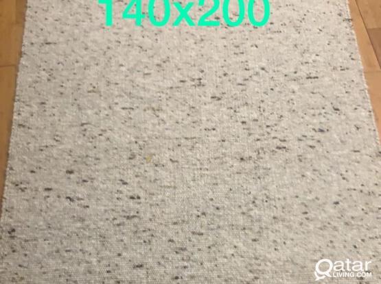 Unused Carpets