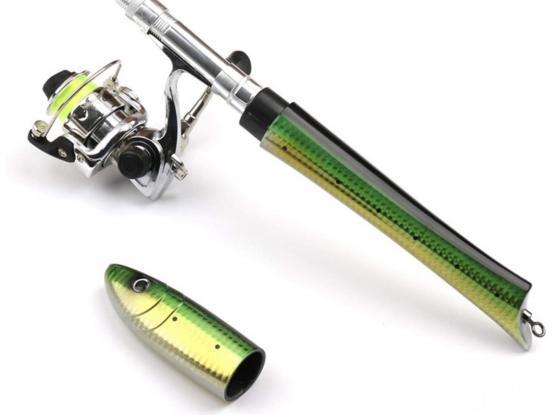 Mini size fishing rod brand new