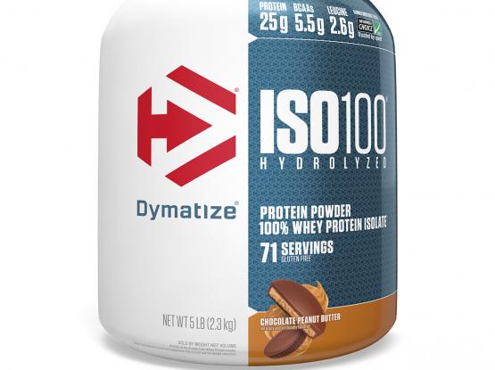Dymatize ISO 100 Hydrolyzed 5LB(2.3 KG)