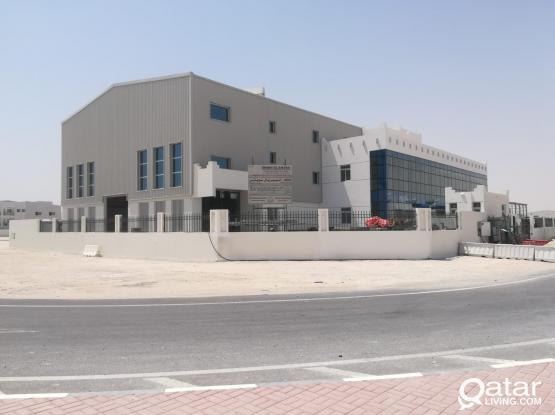 3 Months Free!!Brand New 675 Sqm Food Approved Store and 21 Rooms for Rent