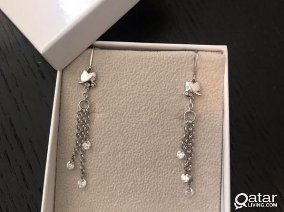 FONTENAY ( Paris) 925 Silver Earrings