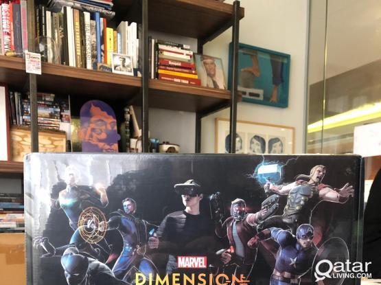 MARVEL Dimension of Heroes - Lenovo Mirage AR