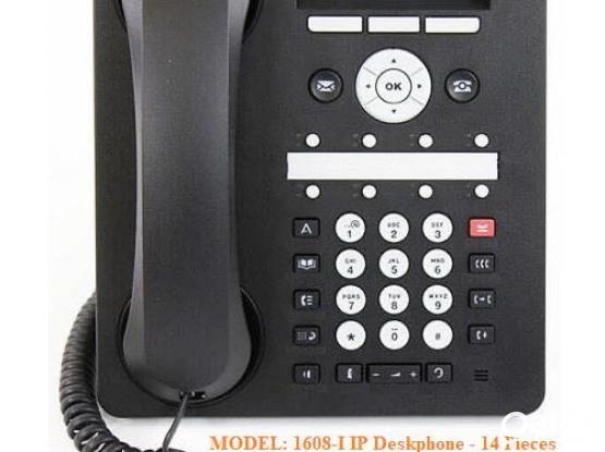 Avaya IP Deskphones - Used but in good condition
